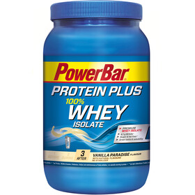 PowerBar ProteinPlus Whey Isolate 100% Sports Nutrition Vanilla Paradise 570g